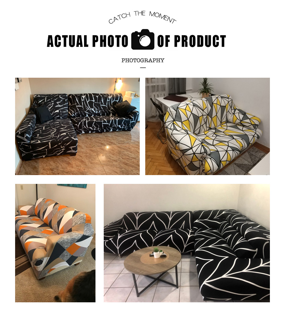 Stretch Sofa Covers Polyester