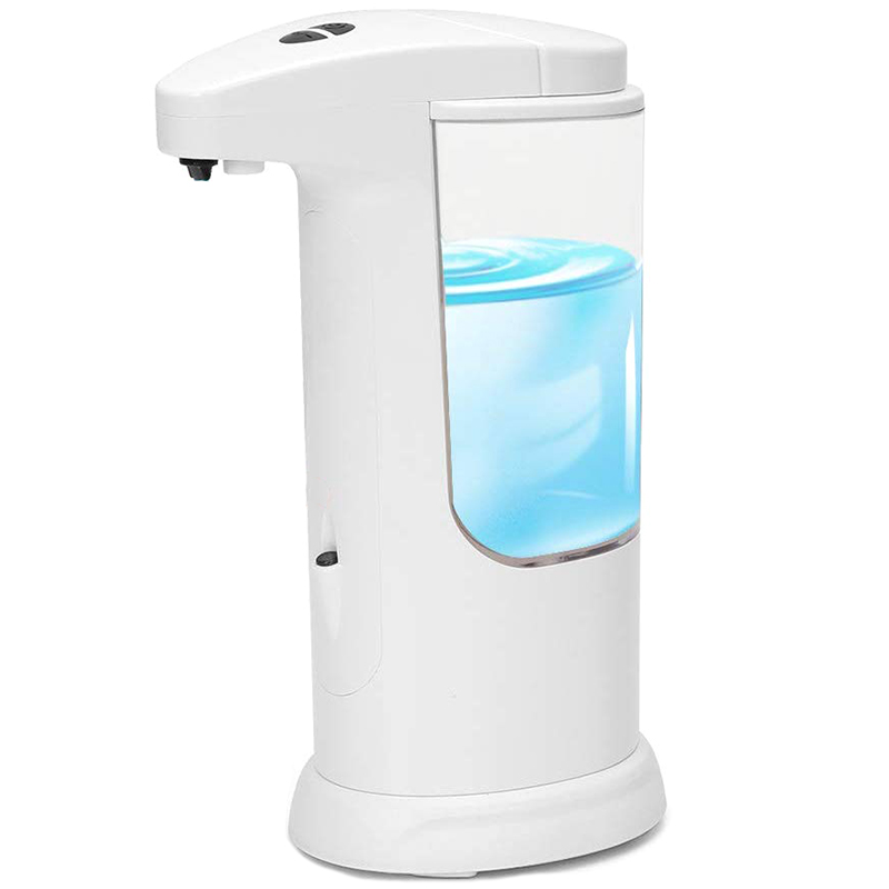 Automatic Soap Dispenser, Touchless Soap Dispenser, 370ML Infrared Motion Sensor Soap Dispenser Touchless For Kitchen And Bathro