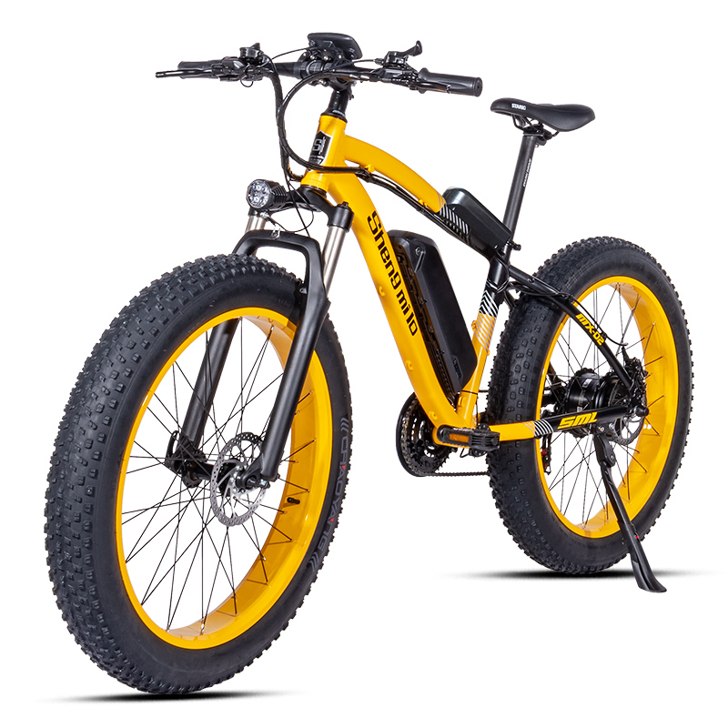 Electric bike ebike 48V1000W electric mountain bike 4.0 fat tire Electric Bicycle beach E-bike electric electric motorcycle 4