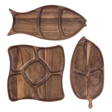 Nordic style creative wooden board home snacks / candy / dessert / fruit plate decorative tableware WF9211015