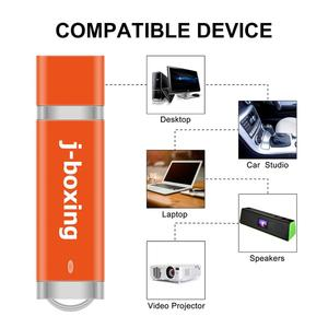 Image 5 - J boxen 10PCS 1GB USB Flash Drive Groß 2GB 4GB 8GB 16GB 32GB Leichter Design Thumb Stick Jump Drive Stick Orange für Computer