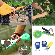 Anvil Machine Garden Tools Tapetool Tapener Machine Branch Packing Vegetable Stem Strapping Cutter Grape Binding Nail 10000 Pcs