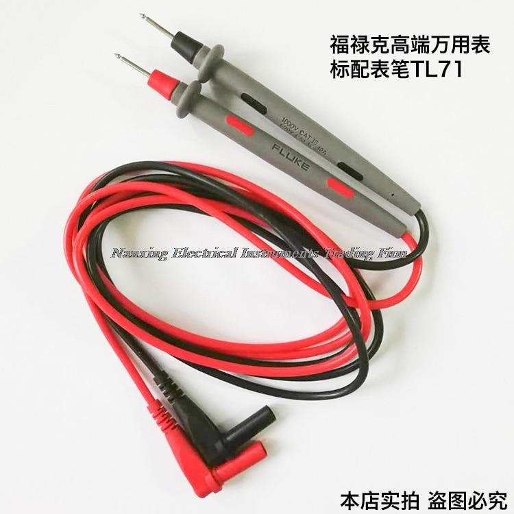 braçadeira medidor haste tl175 linha de teste tl71 agulha sonda