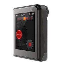 휴대용 워크맨 DSD 256 무손실 음악 Mp3 풀 포맷 디코딩 플레이어 매니아 Hifi 동기화 가사 디스플레이 미니 MP3