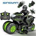 Creat Mini Moto Bambini Moto Rcycle Elettrico di Controllo Remoto Rc Auto Mini Moto Rcycle 2.4Ghz da Corsa Moto Rbike Ragazzo giocattoli per I Bambini
