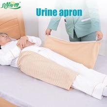 Medyeye adulto reusável impermeável avental underpads para acamado paciente incontinência urina cama almofada