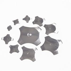 Image 5 - 12,0 мм металлический купольный переключатель крестообразной формы, защелкивающийся купол Rohs 250 G Force