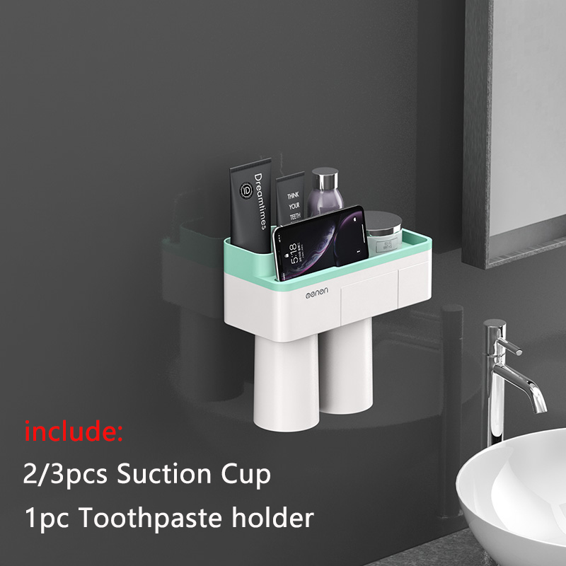 Bathroom Organizer Made With ABS Material And Shelf Magnetic Used For Shampoo And Shower Gel 5