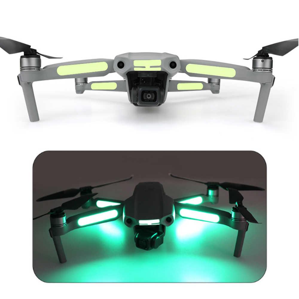 DJI Mavic Mini 2 Drone Luminous Glow In The Dark 2 Sets