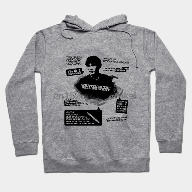 Bellamy Blake + Quotes by affiliate_coraliehz Women Streetwear Men Hoodies Sweatshirts