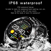 LIGE 2020 fashion Full circle touch screen Mens Smart Watches IP68 Waterproof Sports Fitness Watch