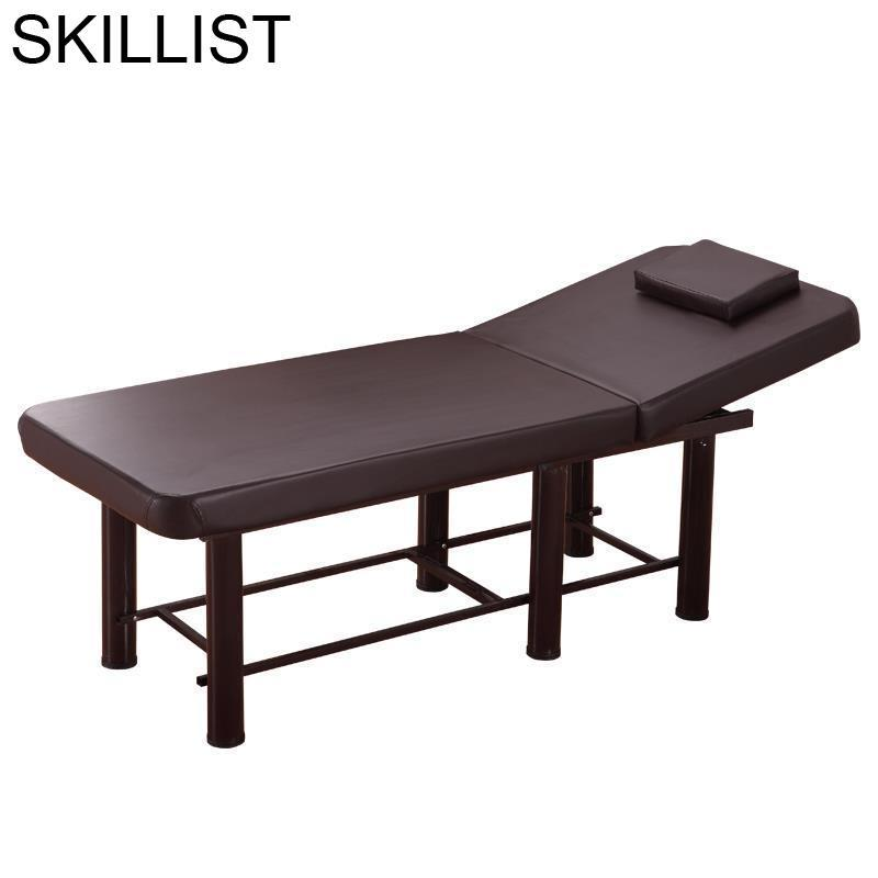 Mueble Pedicure Massagetafel Tattoo Furniture Cama Para Camilla Plegable De Masaje Beauty Table Folding Salon Chair Massage Bed