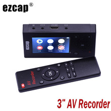 Ezcap 271 AV Recorder Konvertieren VHS VCR DVD Zu Digital Format, rekord Analog Video CVBS Audio Video Capture Card HDMI AV TV Ausgang