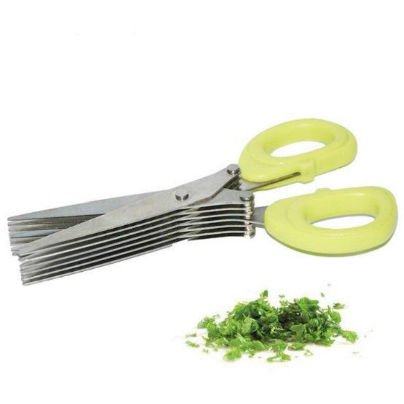 Multipurpose 5 Layers Scissor  4