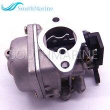Montaje de carburador para Mercury Mariner, 4 tiempos, 4HP, 5HP, 3303 803522T1 803522T2 803522T03 803522A04 803522A05 803522T04 T06