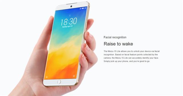 Global ROM Meizu M15 Meizu 15 lite 5.46 Inch 20MP Rear Camera 4GB RAM 64GB ROM Snapdragon 626 Octa Core 4G 3000mAh Smartphone 5