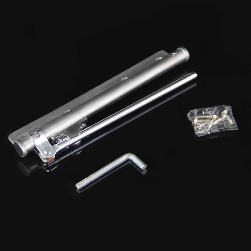 Automatic Door Self-Closing Hinge Closer Buffer Durable For Home Office Store SP99