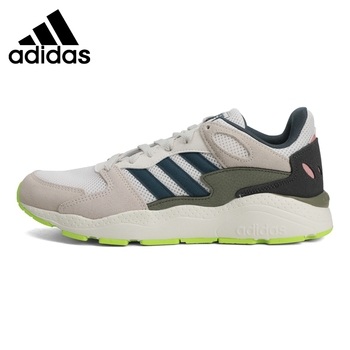 Original New Arrival  Adidas NEO CRAZYCHAOS Men's Running Shoes Sneakers цена 2017
