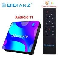 DQiDianZ Android 11 X88PRO 4GB 32GB 64GB 128GB Rockchip RK3318 4K Google Store Youtube Set Top Box X88 PRO 10