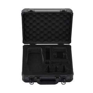 Image 4 - Aluminum Box Portable Storage Bag Waterproof Suitcase EVA Drone Quadcopter Accessories Spare Parts for DJI Mavic 2 Pro Zoom Case