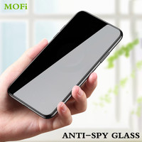 Mofi Anti Spy Gehard Glas Voor Xiaomi Redmi Note 9 9S Pro Max Privacy Screen Protector Mi Note9 Note9s 9Pro Gluren Volledige Cover