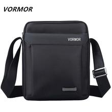 VORMOR Men bag 2020 fashion man shoulder bags High quality oxford casual messenger bag fashion male