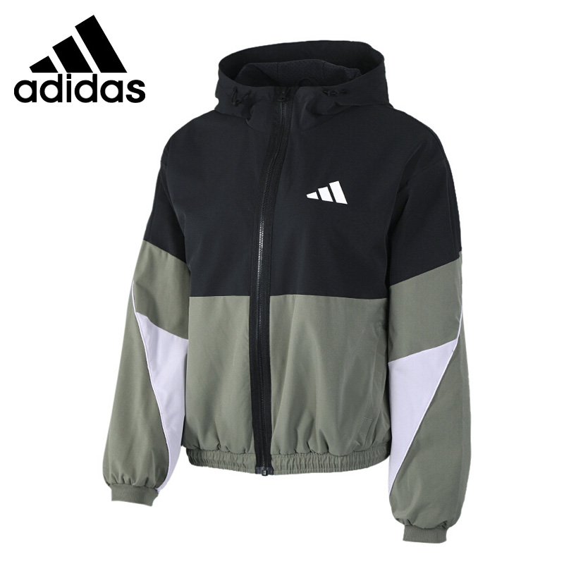 Original New Arrival  Adidas WB COLOR Women's  jacket Hooded  Sportswear