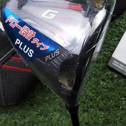 Golf clubs G410 PLUS Golf fahrer 9,5 oder 10,5 loft Graphit Golf welle R oder S flex Clubs fahrer Freies shippin