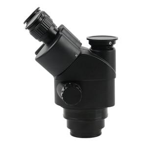 Image 4 - 3.5X 90X Simul Focal Stereo Trinocular Microscope Set 36MP 4K 1080P HDMI Video Camera For Phone Repair Soldering