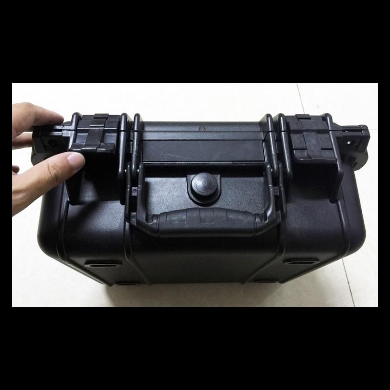 Tööriistakast tööriistakasti kohver Löögikindlalt suletud - Tööriistade hoiustamine - Foto 4