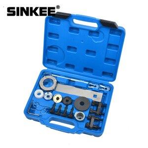 Image 1 - Engine Crankshaft Timing Tool Kit For VAG 1.8 2.0 TSI/TFSI EA888 For VW AUDI T10352 T40196 T40271 T10368 T10354 T10355 SK1774