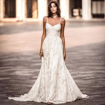 Robe de Mariée Bohème Chic Emma