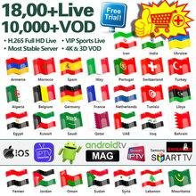 IPTV France Arabic IP TV Netherlands Algeria IPTV Subscription for Android M3u Germany IPTV Belgium Dutch Spain IP TV French