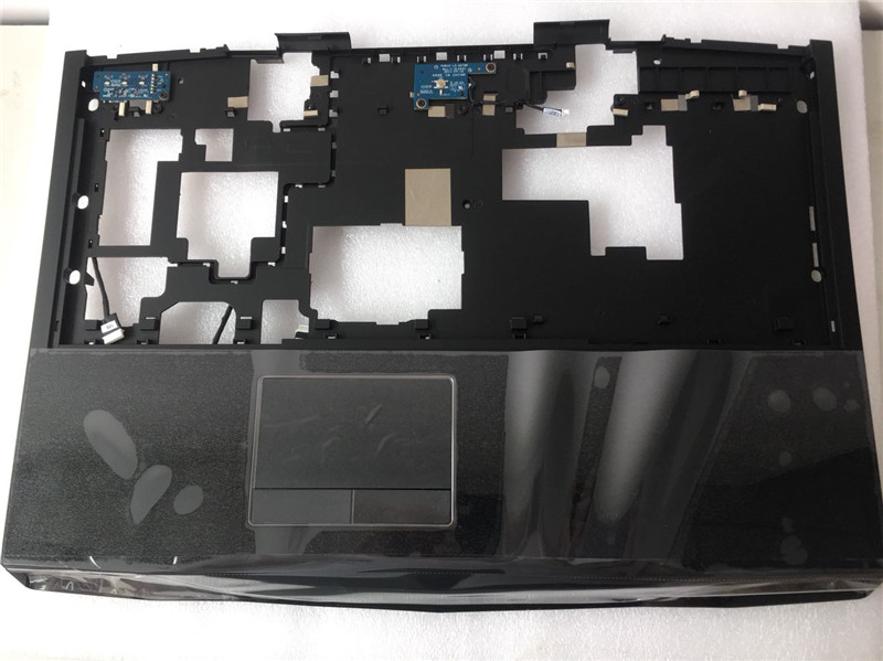 Brand new original for Dell Alienware M18X R1 R2 laptop C case palm rest with touchpad shell computer cover F9F90