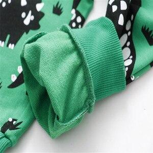 Image 5 - Nova menina roupas de inverno conjuntos da criança manga longa traje terno crianças conjuntos minne