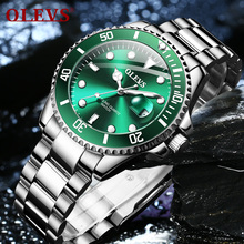цена на Rolexable Brand Luxury Men's Watch Waterproof Date Clock Male Watches Men Quartz Wrist Watch Relogio Masculino