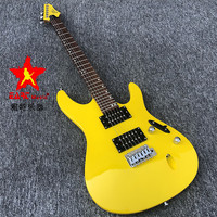 2020 High quality Eart Electric Guitar WZ 2310 Chinese best Electric Guitar Ultrathin body Black hardware freeshipping