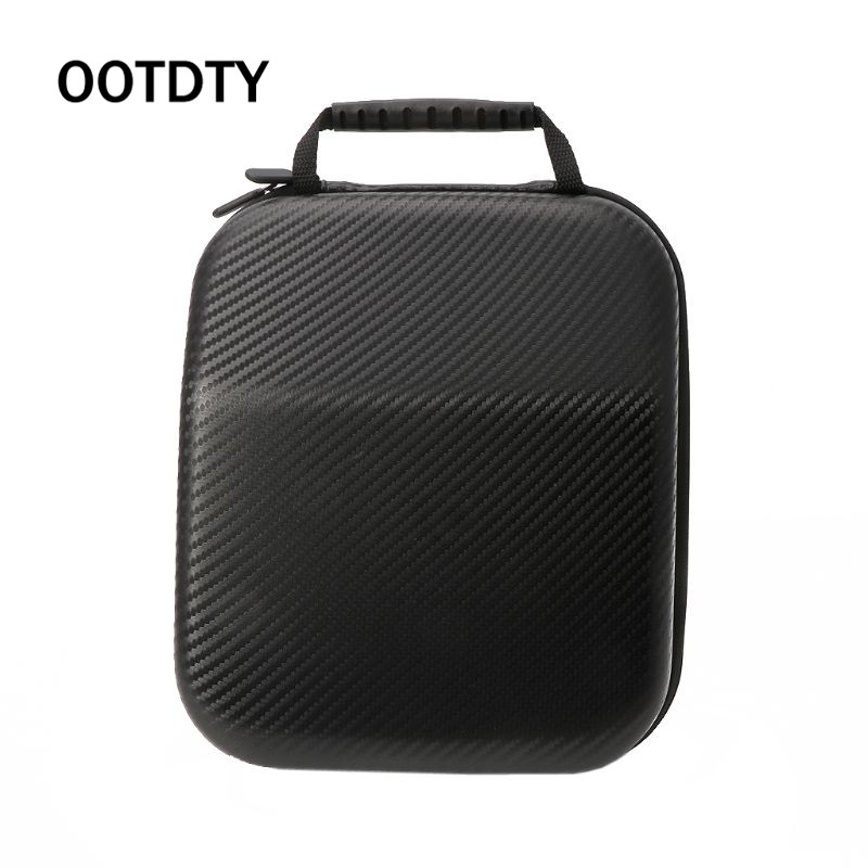 Black Headphone Protection Bag Cover TF Cover Earphone Cover HD598 <font><b>HD600</b></font> HD650 Headphones image