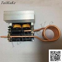 ZVS גבוהה תדר אינדוקציה חימום  1000W גבוהה תדר מכונה  מכונה חימום אינדוקציה בתדירות גבוהה