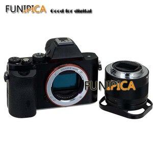 Image 4 - Nieuwe Camera Mount Ring Voor Sony A7 A7R Alle Metalen Tough E Mount Sony Lichaam E Bajonet Versterking Kit camera Reparatie Onderdelen