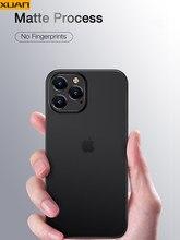 Chapeamento de luxo quadro claro fosco caso macio para iphone 12 11 pro max mini x xr xs 6 7 8 plus se 2 2020 silicone transparente capa