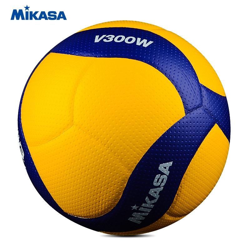 Оригинальный Микаса волейбол V300W FIVB официальная игра мяч FIVB одобренный для конкуренции мяч для взрослых волейбол 2