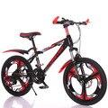 Детский велосипед для детей 6-10 лет, горный велосипед для мальчиков и девочек, ученик начальной школы, 18/20 дюймов, детский велосипед
