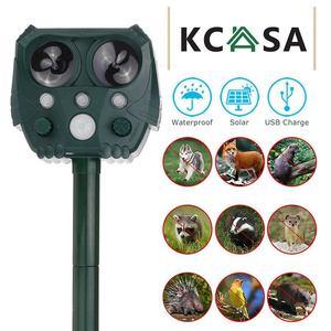 KCASA Outdoor Garden Solar Ult