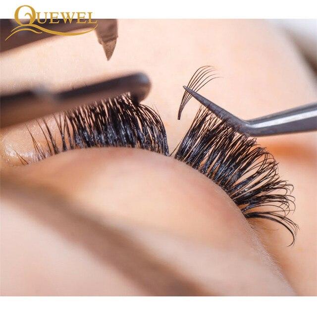 Premade Volume Fans Lash Russian Volume Professional Eyelash Extensions C&D Curl Eyelash Extension Faux Mink Quewel 3D/4D/5D/6D 5