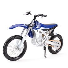 Коллекционные модели мотоциклов Maisto 1:12 Yamaha YZ450F
