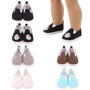 W nowym stylu buty dla lalek dla 18 Cal American & 43Cm Baby noworodki Doll Generation, na prezent na urodziny dziecka