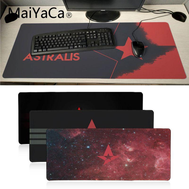 Maiyaca My Favorite Astralis Mouse Pad Gamer Play Mats Pad To Mouse Notbook Computer Cs Go Gaming Pad Mouse Gamer Gaming Mat