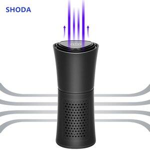 SHODA Cup Shape Car Air Purifi