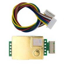 MH Z19 co2 모니터 용 적외선 co2 센서 MH Z19B 적외선 이산화탄소 co2 가스 센서 0 5000ppm